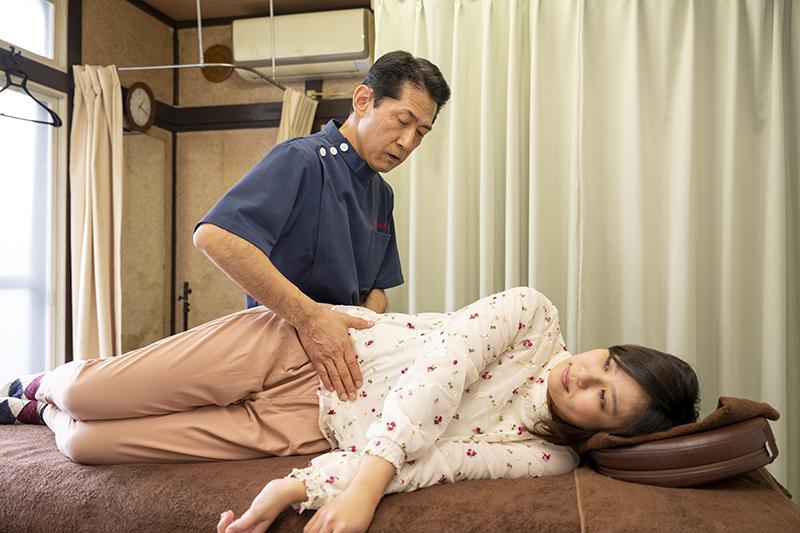 気導術による施術の範囲